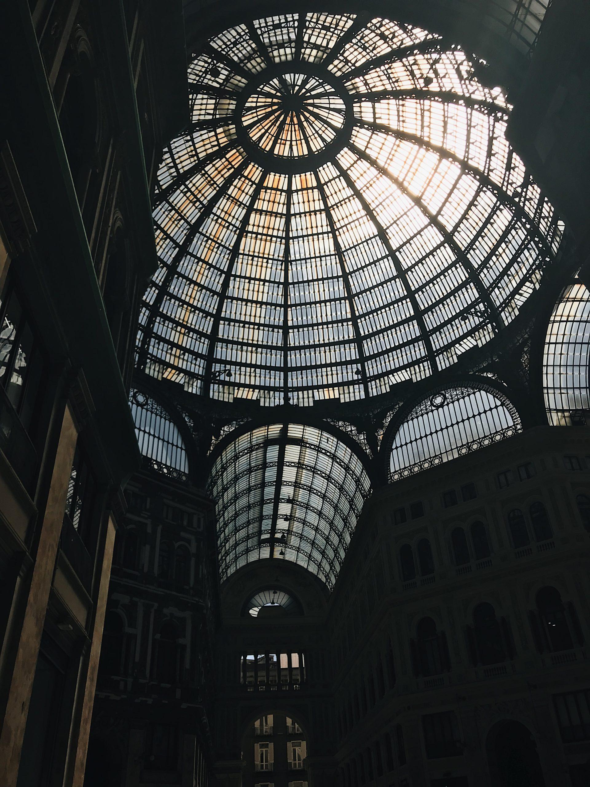 Galerie Umberto Ier - Naples