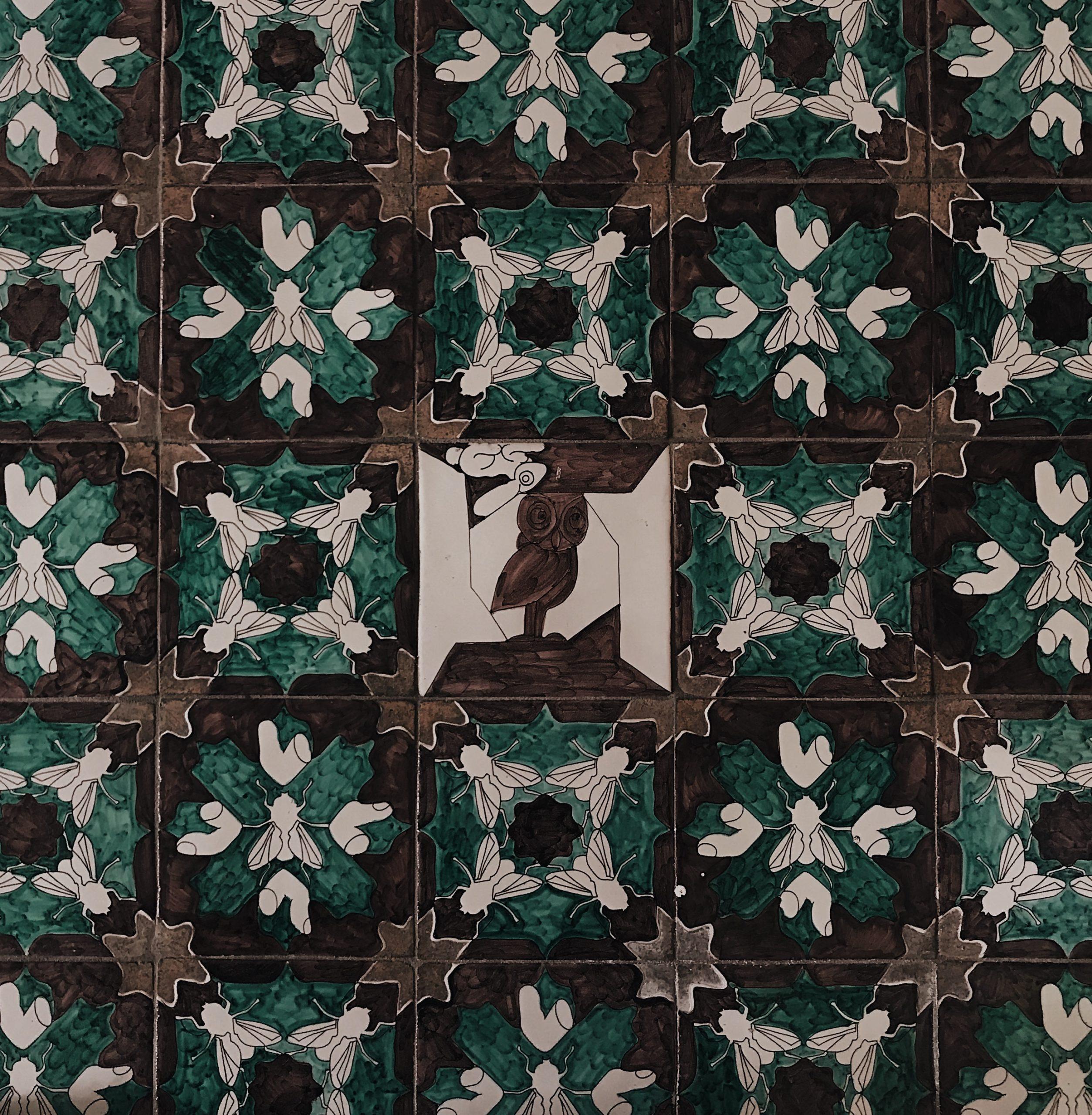 Mosaïque - Musée d'Art contemporain Donnaregina