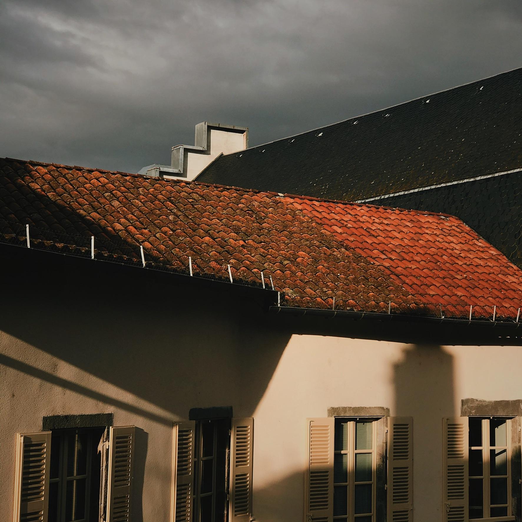 Entre lumière et mauvais temps - Aurillac